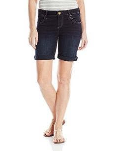 KUT from the Kloth Womens Catherine Boyfriend Short In Thorough Thorough 2 *** Be sure to check out this awesome product.