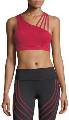 b16403d29ad Vimmia Strive Strappy Performance Sports Bra #shopstyle #affiliatelink  Dress Me Up, Gym Shorts