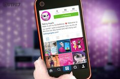 EXCITING NEWS, my #LittleKitties. You can now find me on Instagram @talkingangelacat <3 xo, Talking Angela #talkingangela #mytalkingangela #Instagram