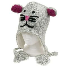 Shoply.com -Mouse Kids Animal Winter Knit Hat. Only $13.95