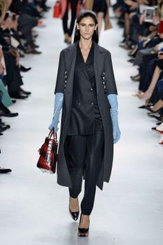 The New Professional Woman's Wardrobe, Courtesy Of Dior #refinery29