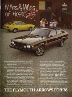 Plymouth Arrow (1978)