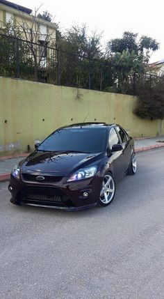 Ford Focus RS Look Sedan 4D version #ST Ford Focus ST Club Europe