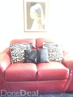 Discover All Living Room For Sale in Ireland on DoneDeal. Buy & Sell on Ireland's Largest Living Room Marketplace. Sofa, Couch, Glass Table, Love Seat, Burgundy, Living Room, Leather, Furniture, Home Decor
