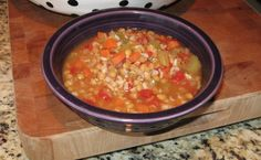 Fall Lentil soup is my favorite!!