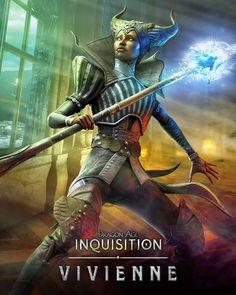 Dragon Age:Inquisition - Vivienne