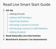 this video explains how to place students in read naturally live rh pinterest com