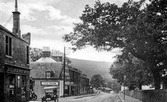 Balloch Scotland | Old photograph of Balloch, Loch Lomond , Scotland .