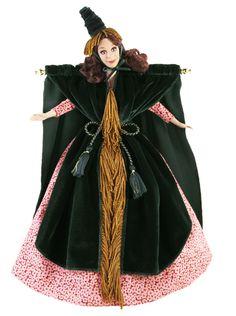 Carol Burnett Gone With the Wind Barbie
