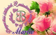 8 martie ziua internationala a femeii 8 Mars, 8th Of March, Style Inspiration, Martie, Spring, Videos Funny, Tik Tok, 18 Months, Good Morning Flowers