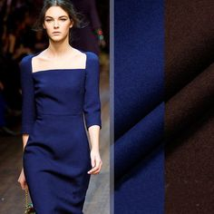Vintage Midi Dresses, Blue Dresses, Casual Dresses, Dresses For Work, Summer Dresses, Modest Fashion, Fashion Dresses, Fashion Coat, Semi Formal Outfits
