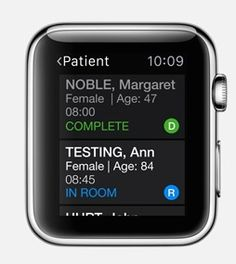 Apple Watch already has 264 health apps, unused pulse ox functionality, and a hospital pilot #CMIEvo