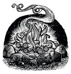 Rick Allen: Campfire