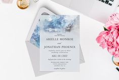 Text Layout, Elegant Wedding Invitations, All Fonts, Autumn Summer, Celebrity Weddings, Scenery, Watercolor, Shapes, Floral