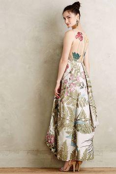 Azores Dress by Geisha Designs #anthrofave #anthropologie