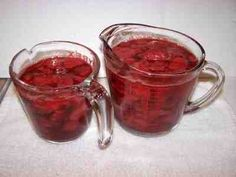 How to Make Strawberry Jam - easily! With step by step photos, recipe ingredients and costs