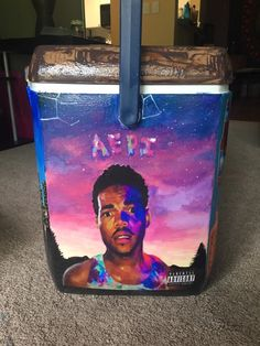 Chance The Rapper Cooler