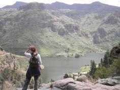 CAMINATAS EN GRAN CANARIA: Galería de fotos de caminata a las tres presas: Chira -Soria- Las Niñas Informa, Canario, Mountains, Nature, Travel, Trekking, Photo Galleries, Earth, Islands