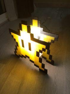 Mario Bros: the tremendous star des perles Hama - DIY&Crafts Mario Hama, Hama Beads Mario, 3d Perler Bead, Diy Perler Beads, Mario Crafts, Nerd Crafts, Diy Crafts, Perler Bead Designs, Hama Beads Patterns