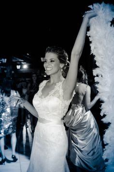 Casamento Patricia & Rafael #casamento #wedding #bride #noiva #happy #feliz #festa #party #dress #vestido