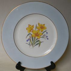 English Staffordshire Charger Plate George by EnglishTransferware, $74.99