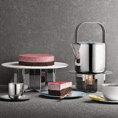 Tea with Georg by Scholten & Baijings // via Dezeen