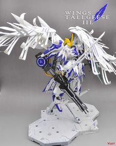 GUNDAM GUY: Wings Tallgeese III - Custom Build