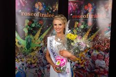 Zoe McGettigan - Donegal Rose of Tralee 2016