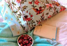 You don't need a full set of bed linens to upscale your bed. Just add these EZ pillowcases for a whole new look. Way cheaper to make than buy and they make a wonderful gift. Tutorial: http://sew4home.com/projects/bed-linens/798-teen-pretty-pack-sleep-over-pillowcase