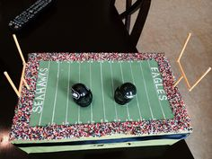 the contemplative creative seahawks valentine box valentines soccer valentine box
