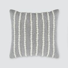 Peruvian Alpaca Blanket | Grey Throw with Macrame Fringe – The Citizenry