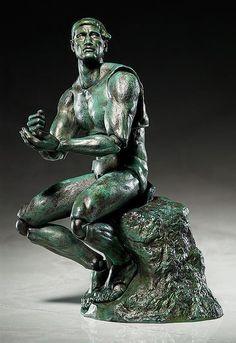 O Pensador de Auguste Rodin