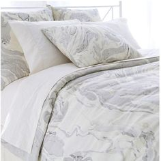 Natural Marble Duvet Cover