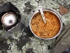 Dehydrated Spaghetti Meal Great for Backpacking