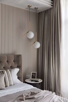 Fine Elegant Apartment by Bolshakova Interiors What is Decoration? Decoration could be the art of decorating the inside and exterior … Home Decor Bedroom, Home Bedroom, Bedroom Furniture Design, Bedroom Interior, Bedroom Design, Luxurious Bedrooms, Master Bedrooms Decor, Home Decor, Apartment Decor