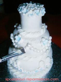 #miniweddingcake Fai da te