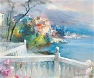 Willem  Haenraets - STARING AT THE DISTANCE