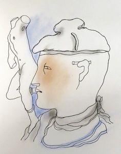 1930 Jean Cocteau (1889~1963)