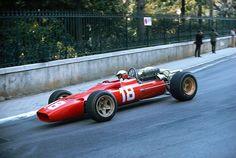 Lorenzo Bandini - Monaco - 1967