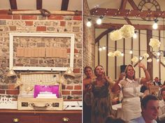 A Laure de Sagazan Bride and her Laid Back and Boho Luxe Barn Wedding