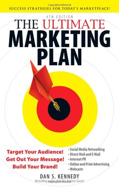 The Ultimate Marketing Plan by #DanKennedy http://bigideamarketing.com.au/