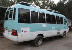 Custom Coaster Conversions - Toyota Coaster