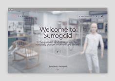 Surrogaid   CSS Website