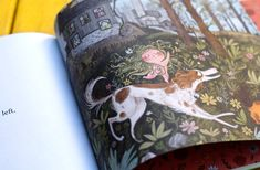 A Sweet Illustrated Celebration of Our Wild Inner Child – Brain Pickings