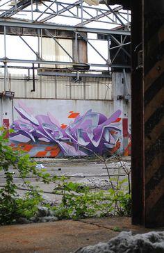 3-d graffiti