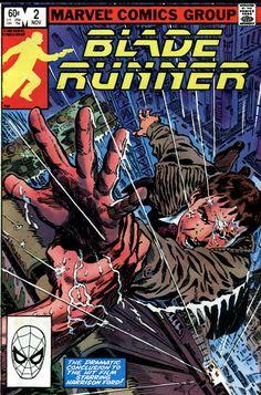 Esta es la cubierta del número final de la adaptación de Marvel en color.