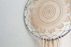 Lately, I can't seem to stop making dream catchers. I recently came to realize that by using a lace doily in the design, it becomes a lightning fast project, with dreamy (pun intended) results. To learn how to make a lace doily dream catcher like mine, check out my latest tutorial on eHow. Catch all the …