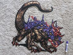 Ultima Final Fantasy 6 by Wacker00.deviantart.com on @deviantART