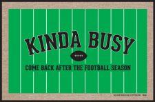 KINDA BUSY FOOTBALL