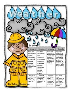 Weather Informational Text Passages. Integrate science, reading, and writing. Plus, a bonus science experiment. #weather
